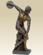 Discus Thrower bronze