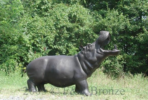 Hippo Bronze ...