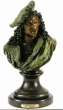 Rembrandt bronze statue by Carrier