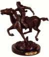 Pony Express bronze by Max Turner